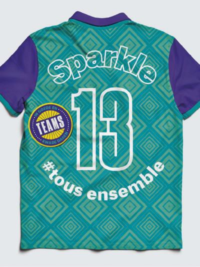 Sparkle cover 13