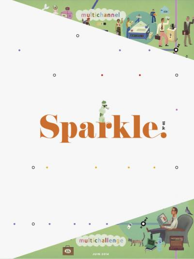 Sparkle 1 cover