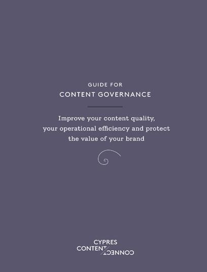 Cover Content Governance Booklet