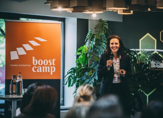 Boostcamp speech